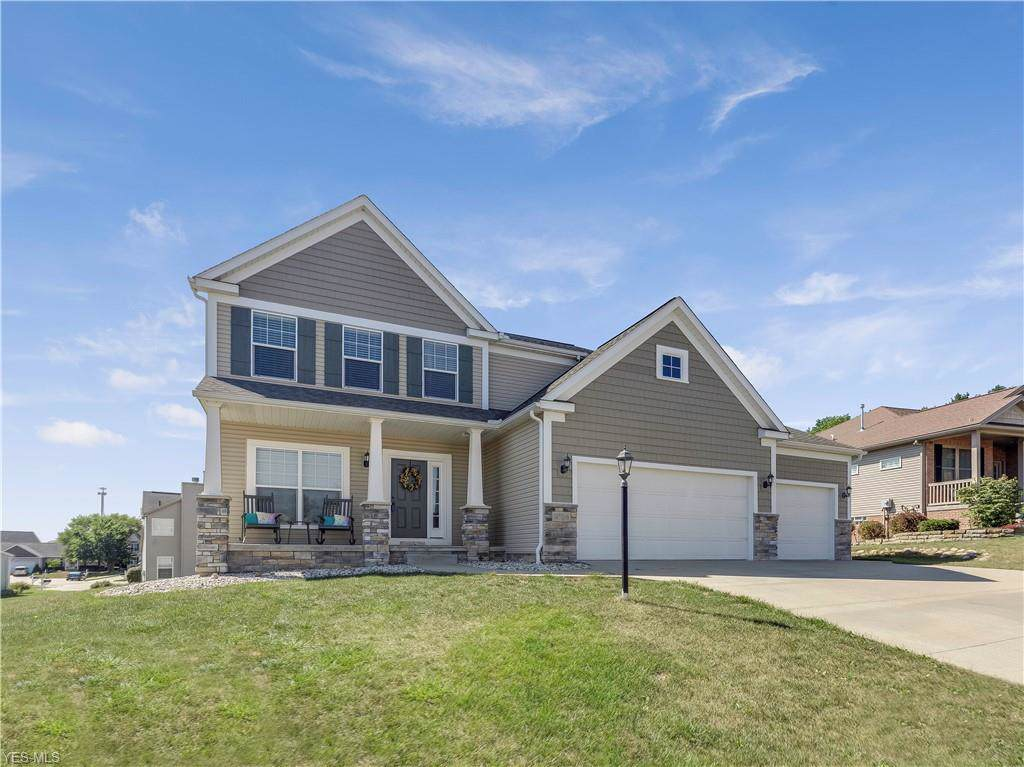 9684 Emerald Hill Street NW, Canal Fulton, OH 44614 (MLS #4133137) :: RE/MAX Edge Realty