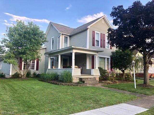 309 Walnut Street, Uhrichsville, OH 44683 (MLS #4133549) :: The Crockett Team, Howard Hanna