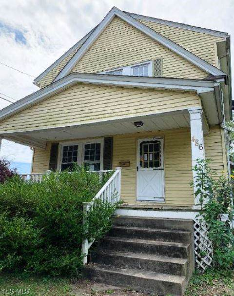 486 Yale Avenue, Zanesville, OH 43701 (MLS #4133626) :: RE/MAX Trends Realty