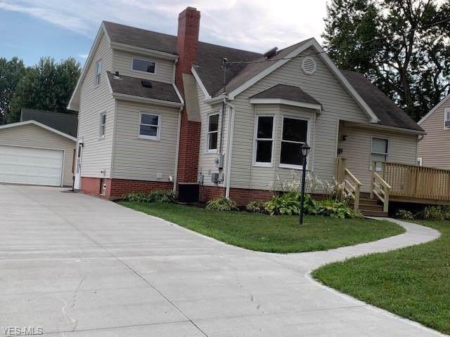 702 E Ford Avenue, Barberton, OH 44203 (MLS #4134039) :: RE/MAX Edge Realty