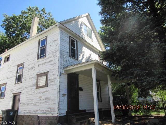 1343 Moore Street, Akron, OH 44301 (MLS #4134075) :: The Crockett Team, Howard Hanna