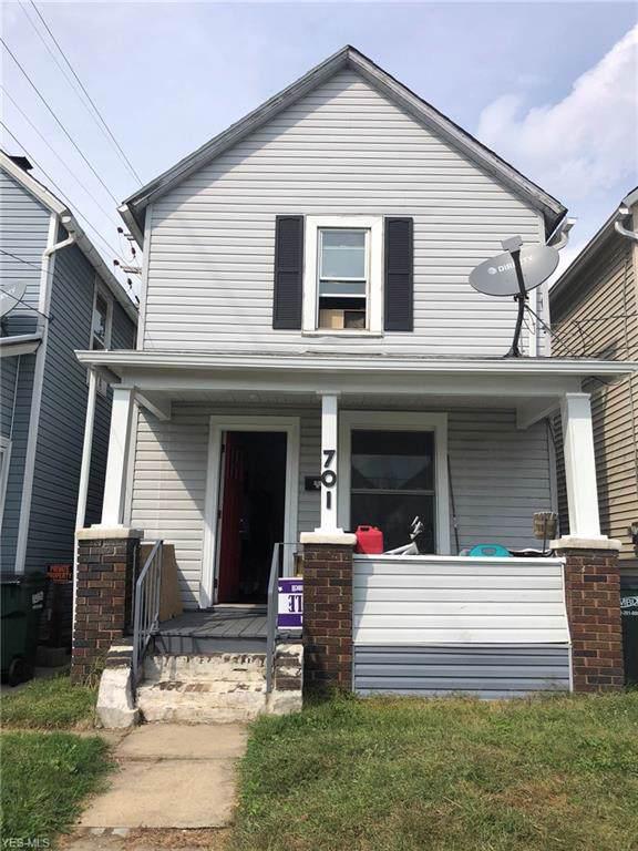 701 W Lake Street, Barberton, OH 44203 (MLS #4134087) :: The Crockett Team, Howard Hanna