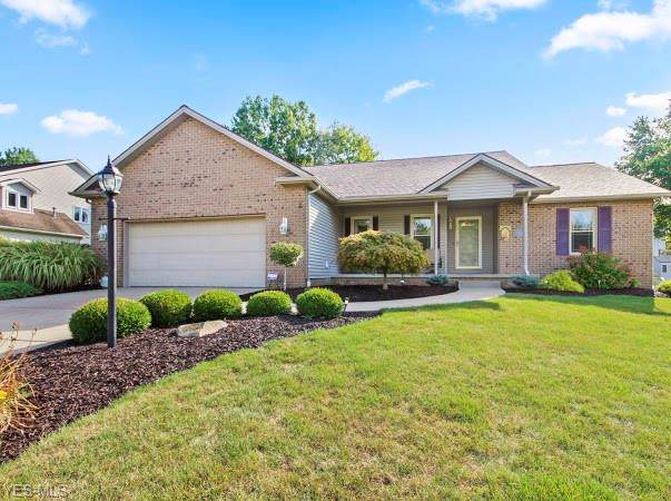 81 Willow Way, Canfield, OH 44406 (MLS #4134101) :: RE/MAX Edge Realty