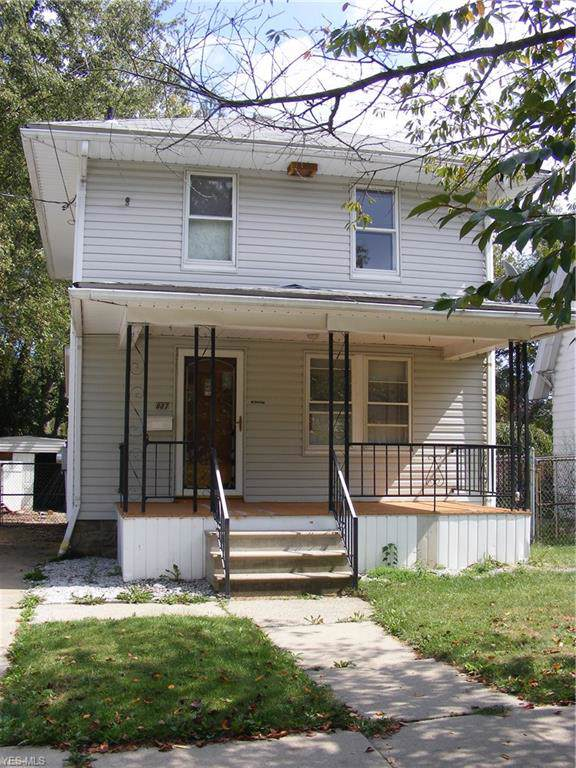 887 Ada Street, Akron, OH 44306 (MLS #4134642) :: RE/MAX Edge Realty