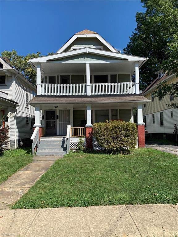 12003 Saywell Avenue, Cleveland, OH 44108 (MLS #4134688) :: The Crockett Team, Howard Hanna