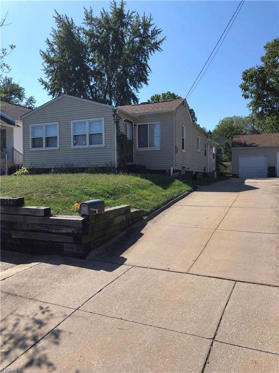 284 Alpha Avenue, Akron, OH 44312 (MLS #4135508) :: RE/MAX Trends Realty