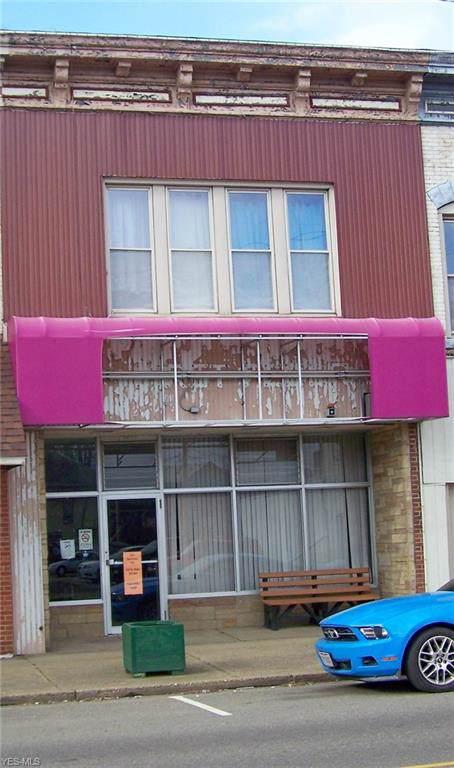 132 W Main Street, Newcomerstown, OH 43832 (MLS #4135541) :: The Crockett Team, Howard Hanna