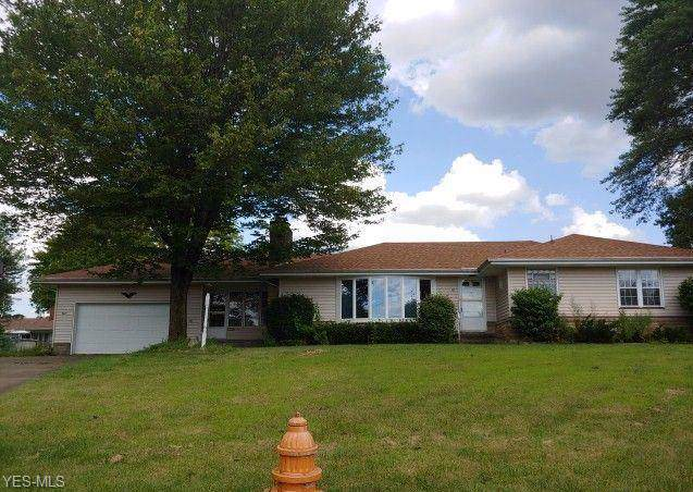 8 Montrose Circle, Youngstown, OH 44512 (MLS #4135910) :: RE/MAX Edge Realty
