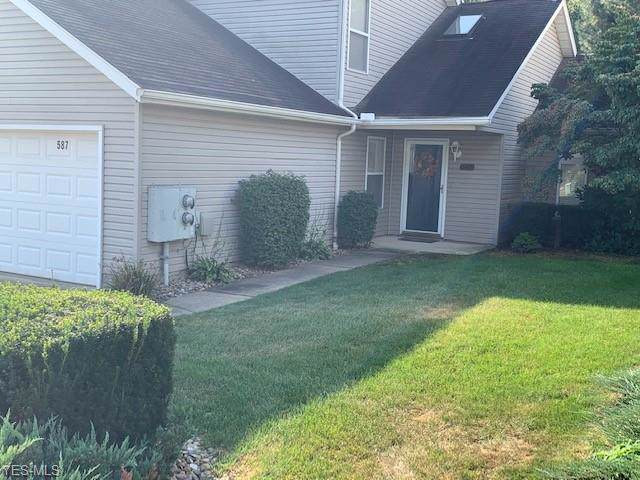 587 Hilltop Terrace, Tallmadge, OH 44278 (MLS #4135939) :: RE/MAX Trends Realty
