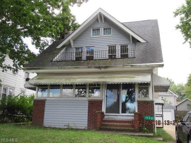 428 N Firestone Boulevard, Akron, OH 44301 (MLS #4135958) :: RE/MAX Edge Realty