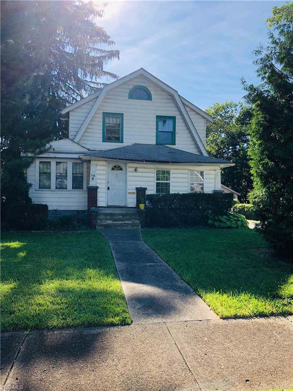 798 Greenwood Avenue, Akron, OH 44320 (MLS #4136069) :: RE/MAX Trends Realty