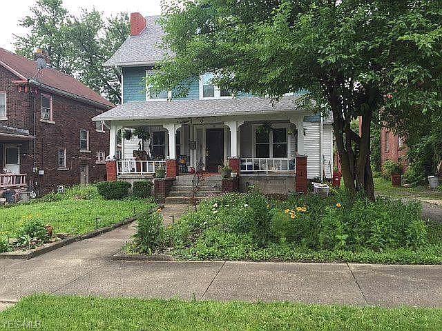 67 Woodbine Avenue W, Youngstown, OH 44505 (MLS #4138584) :: The Crockett Team, Howard Hanna