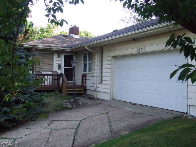 1671 Union Street, Cuyahoga Falls, OH 44221 (MLS #4140289) :: RE/MAX Above Expectations