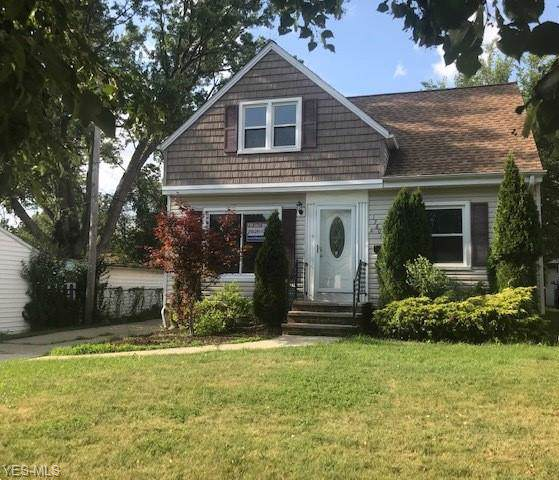 17801 Dalewood Avenue, Maple Heights, OH 44137 (MLS #4141033) :: RE/MAX Trends Realty