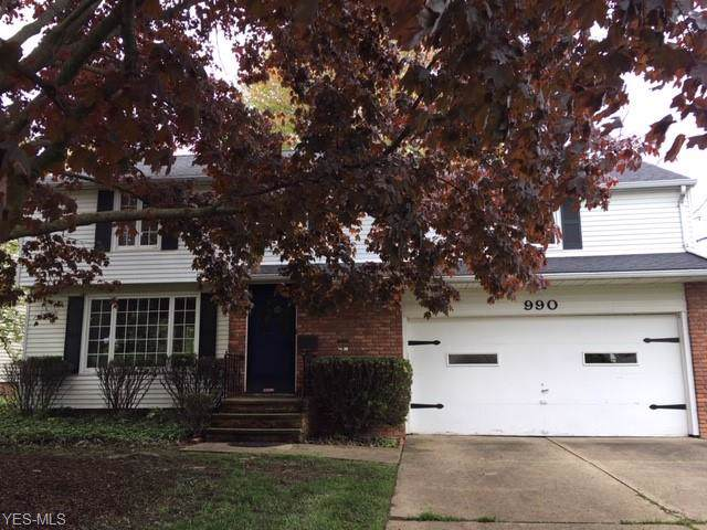 990 Bryan Drive, South Euclid, OH 44121 (MLS #4141321) :: RE/MAX Trends Realty