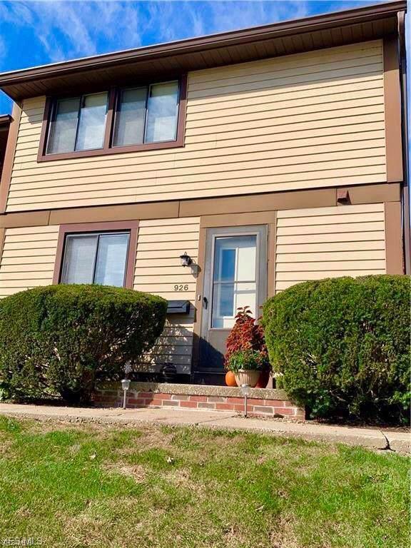 926 Hampton Ridge Drive, Akron, OH 44313 (MLS #4141698) :: The Crockett Team, Howard Hanna