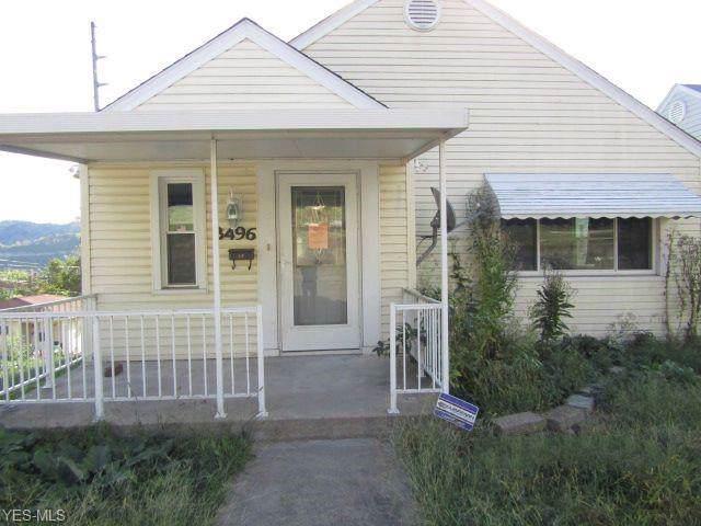 3496 Franklin Street, Bellaire, OH 43906 (MLS #4141819) :: The Crockett Team, Howard Hanna
