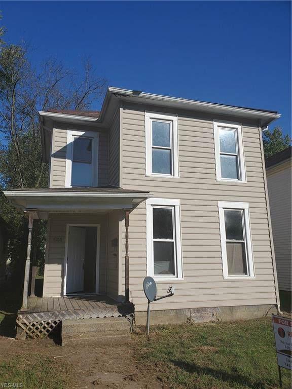 644 Putnam Avenue, Zanesville, OH 43701 (MLS #4141873) :: The Crockett Team, Howard Hanna