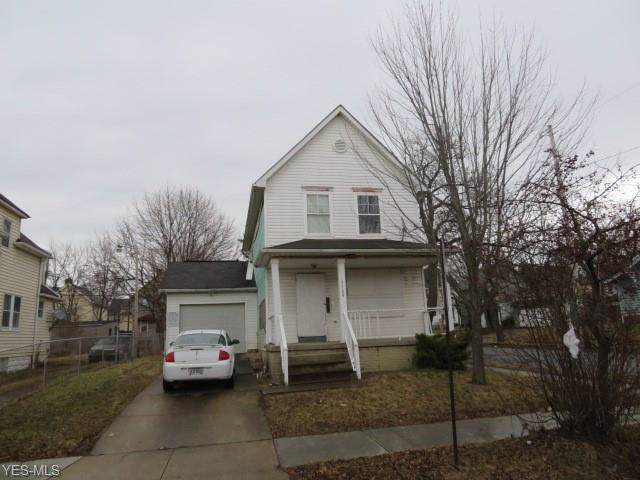 3569 E 106th Street, Cleveland, OH 44105 (MLS #4142607) :: The Crockett Team, Howard Hanna
