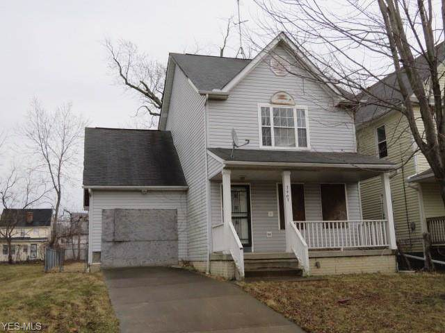 3463 E 108th Street, Cleveland, OH 44104 (MLS #4142608) :: The Crockett Team, Howard Hanna