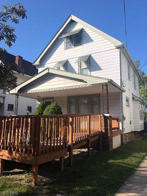 3802 Behrwald Avenue, Cleveland, OH 44109 (MLS #4143041) :: RE/MAX Above Expectations