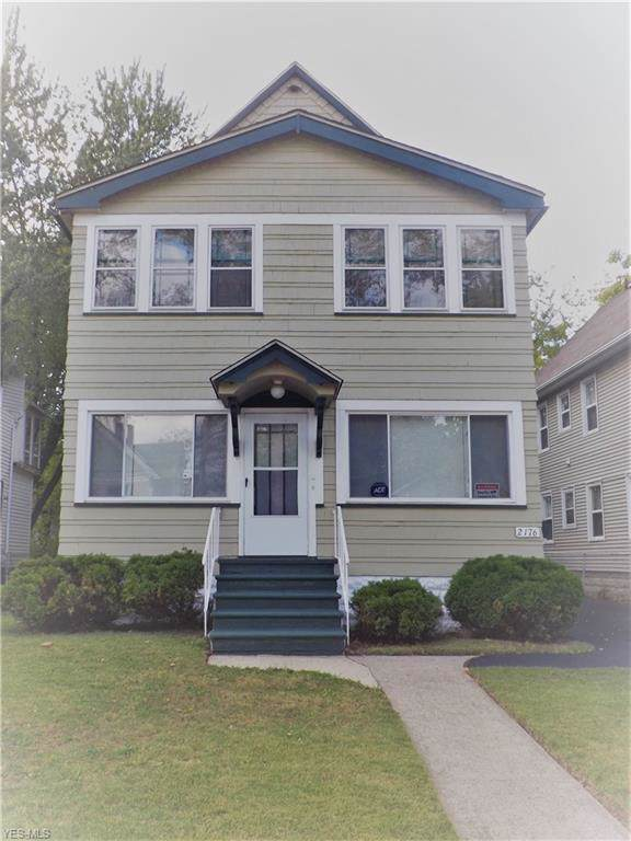 2176 W 101st Street, Cleveland, OH 44102 (MLS #4143222) :: The Crockett Team, Howard Hanna