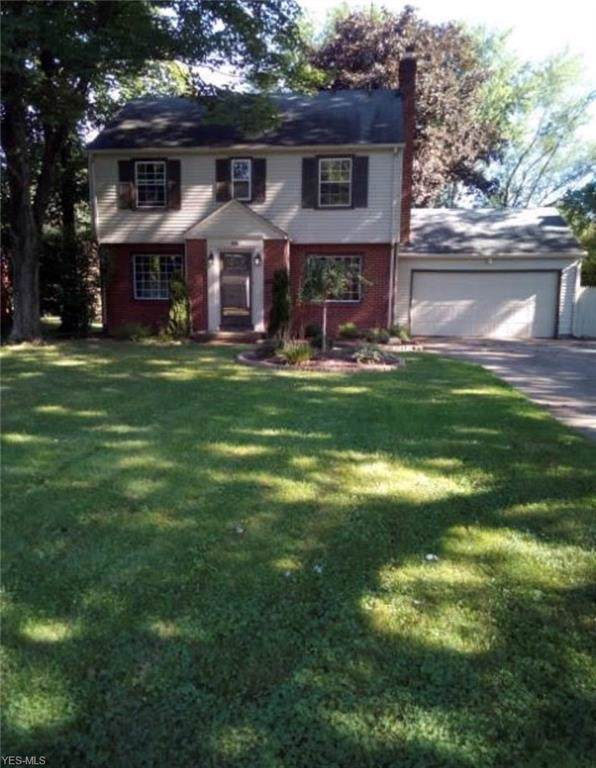 236 Brainard Drive, Youngstown, OH 44512 (MLS #4143615) :: RE/MAX Valley Real Estate