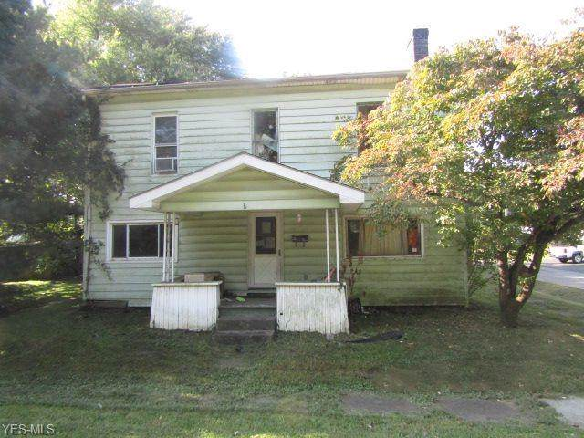 122 Front Street, Powhatan Point, OH 43942 (MLS #4143750) :: RE/MAX Valley Real Estate