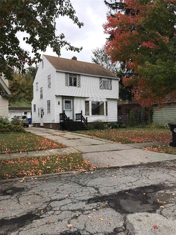 1811 Saratoga Avenue, Cleveland, OH 44109 (MLS #4143887) :: RE/MAX Trends Realty