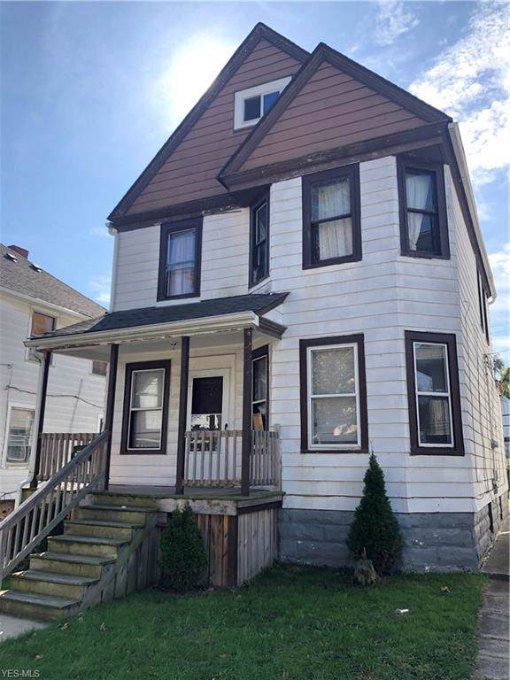 4307 Clybourne Avenue, Cleveland, OH 44109 (MLS #4144060) :: RE/MAX Trends Realty