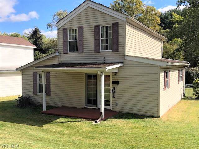 100 Oak Street, Powhatan Point, OH 43942 (MLS #4144188) :: RE/MAX Valley Real Estate