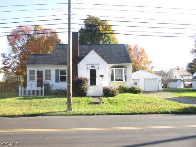 309 W Park Avenue, Columbiana, OH 44408 (MLS #4144258) :: RE/MAX Valley Real Estate