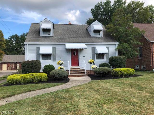 1375 Parkview Drive, Lyndhurst, OH 44124 (MLS #4145061) :: Tammy Grogan and Associates at Cutler Real Estate
