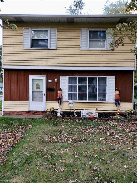 245 Plymouth Road, Eastlake, OH 44095 (MLS #4145239) :: RE/MAX Above Expectations