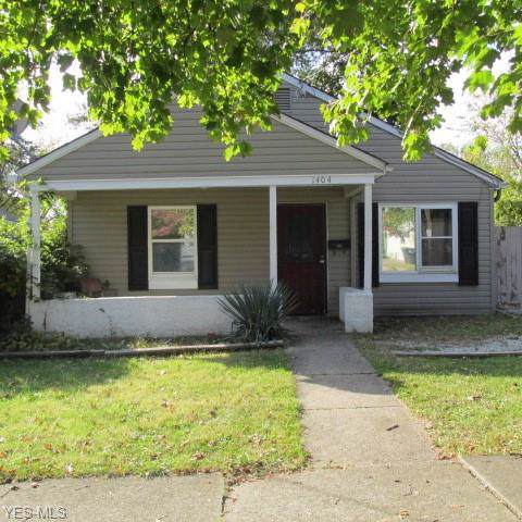 1404 Marcy Street, Akron, OH 44301 (MLS #4145510) :: RE/MAX Edge Realty