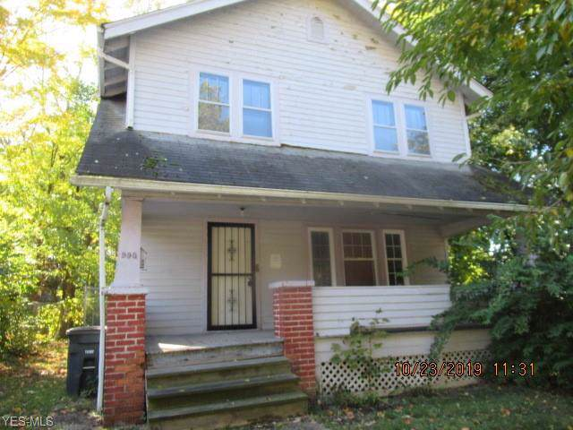 990 Peckham Street, Akron, OH 44320 (MLS #4145546) :: RE/MAX Trends Realty