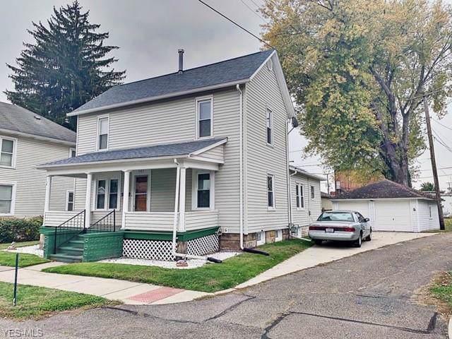 147 Neighbor Street, Newcomerstown, OH 43832 (MLS #4145801) :: The Crockett Team, Howard Hanna