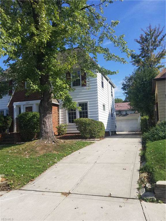 863 Medford Road, Cleveland Heights, OH 44121 (MLS #4147065) :: RE/MAX Trends Realty