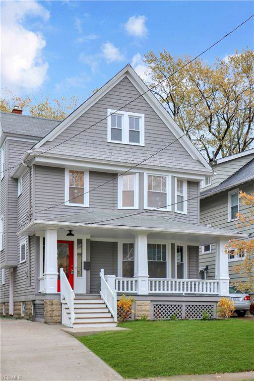 1269 Hall Avenue, Lakewood, OH 44107 (MLS #4148042) :: RE/MAX Trends Realty