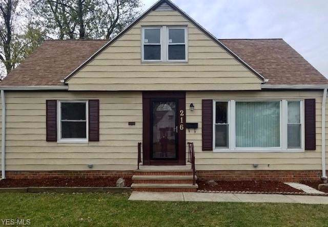 216 E 328th Street, Willowick, OH 44095 (MLS #4148258) :: RE/MAX Above Expectations