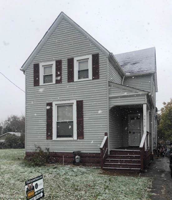 9418 Easton Avenue, Cleveland, OH 44104 (MLS #4148962) :: RE/MAX Trends Realty