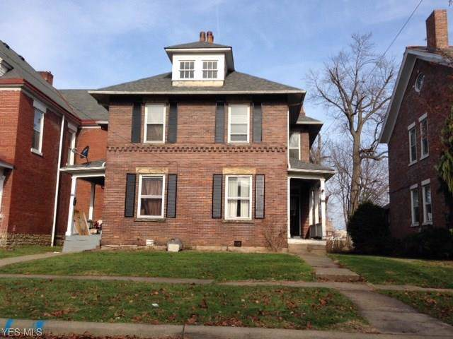 233-235 Adams Street, Zanesville, OH 43701 (MLS #4149166) :: RE/MAX Trends Realty