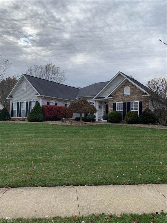 603 Amberley Drive, Uniontown, OH 44685 (MLS #4149245) :: RE/MAX Trends Realty