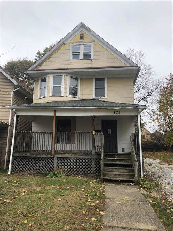 879 Chalker Street, Akron, OH 44310 (MLS #4149321) :: The Crockett Team, Howard Hanna