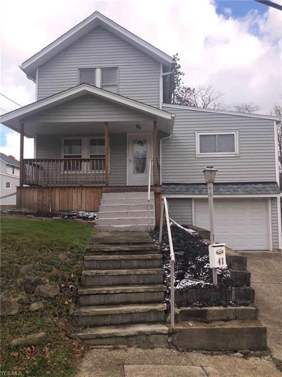 41 Oakwood Avenue, Bedford, OH 44146 (MLS #4149554) :: The Crockett Team, Howard Hanna