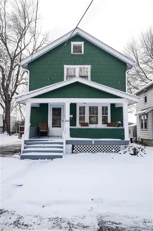 2624 Leland Avenue, Akron, OH 44312 (MLS #4149944) :: RE/MAX Trends Realty