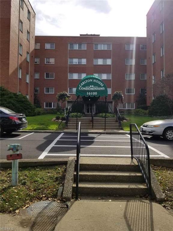 16100 Van Aken Blvd. #408, Shaker Heights, OH 44120 (MLS #4150428) :: RE/MAX Edge Realty