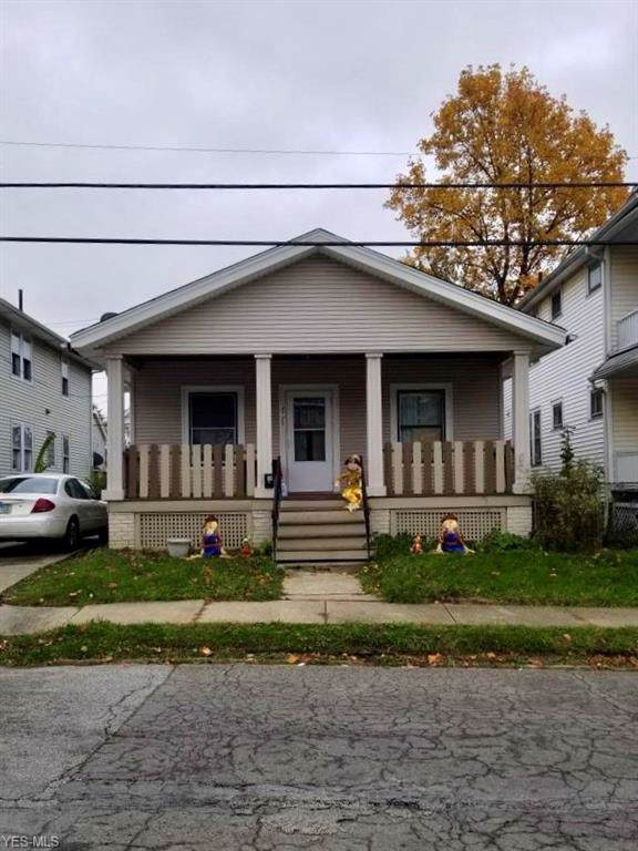 4123 Clybourne Avenue, Cleveland, OH 44109 (MLS #4150582) :: RE/MAX Trends Realty
