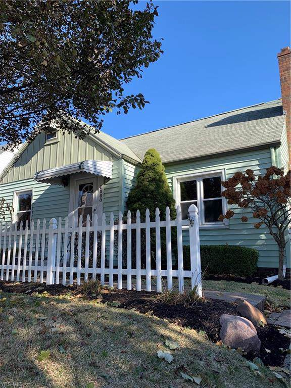 1000 Linwood Avenue SW, Canton, OH 44710 (MLS #4150600) :: RE/MAX Edge Realty