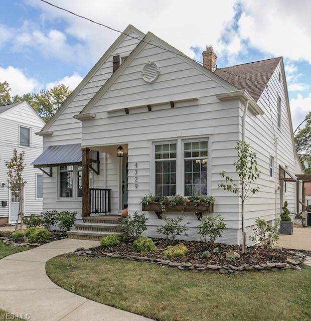 4329 Chanticleer Drive, Fairview Park, OH 44126 (MLS #4150785) :: RE/MAX Edge Realty